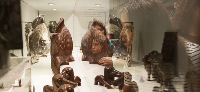 """Salon du Chocolat in Brussels: """"Cocoa Expressions, Chocolate Innovations"""""""