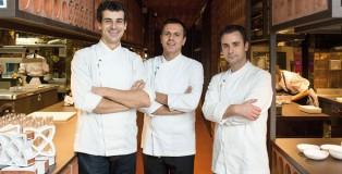 Disfrutar's chefs
