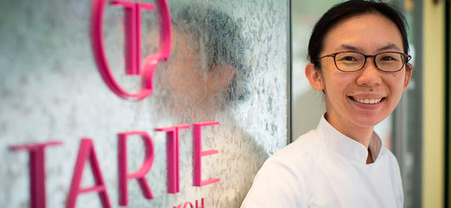 Cheryl Koh, Best Asian pastry chef at Asia's 50 Best Restaurants