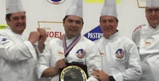 Justin Fry wins US Pastry