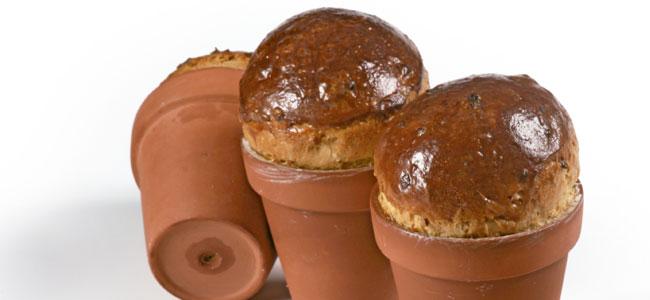 'Planted' onion brioche by Jose Romero