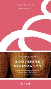 "Cover book ""Souvenirs Gourmands"""