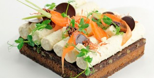 Brownie carrot cake by Marike van Beurden