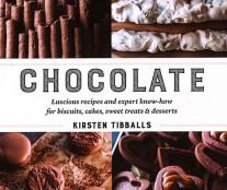 """book """"Chocolate"""" by Kirsten Tibballs"""