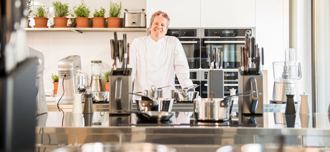 The Knam Experience: Step-by-step recipes with Ernst Knam