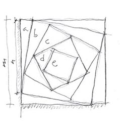 math class's Pithagoras