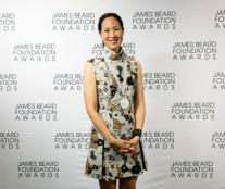 Outstanding Baker: Joanne Chang. James Beard Awards 2016