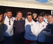 winners of macaron amateurs and coachs