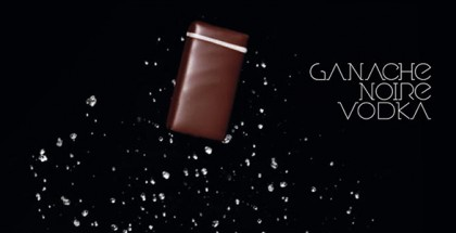 ganache caviar vodka La Maison du Chocolat