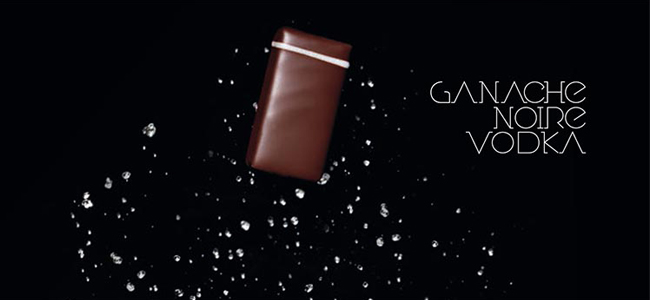 Chocolate, caviar, and vodka by the Maison du Chocolat and Petrossian