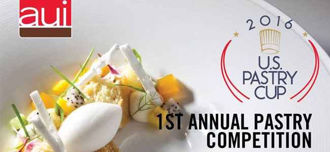 The first edition of the  US Pastry Cup