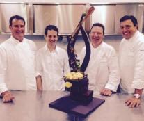 Cédric Pernot, new member Relais Desserts