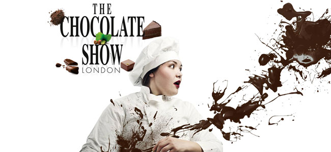 The Chocolate Dessert at the spotlight of the UK's Chocolate Show