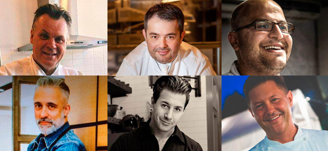 The winner of Valrhona C3 is in the hands of a select group of chefs