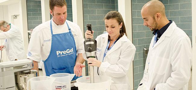 Pregel, training as a key to professional success