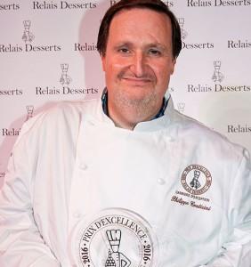 Philippe Continici, Honour Prize relais desserts 2016
