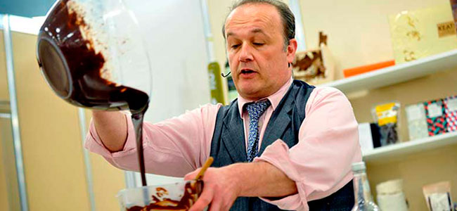 Speciality Chocolate Fair, a gourmet chocolate showcase in the UK