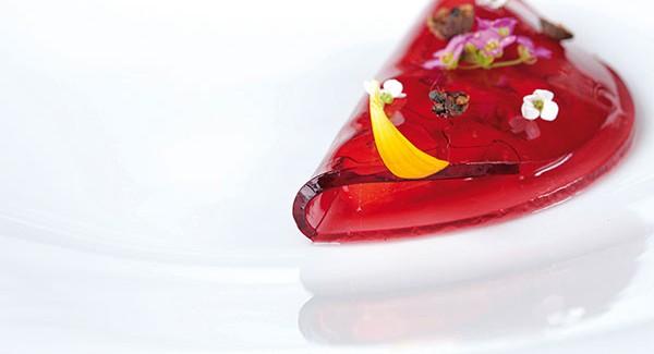 """Centrifuged Strawberries from """"El Maresme"""", by Jordi Guillem"""