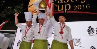 Singapore team Coupe du Monde de la Pâtisserie 2017