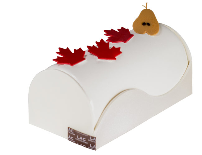 Christmas. Canadienne by LAC Chocolatier