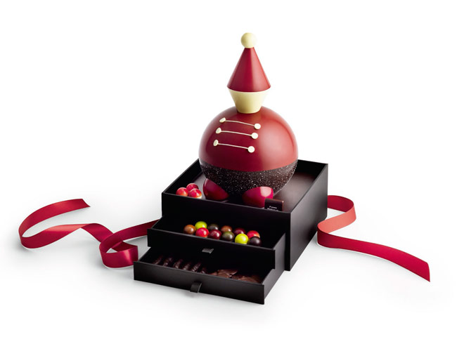 Christmas. The great toy by Pierre Marcolini