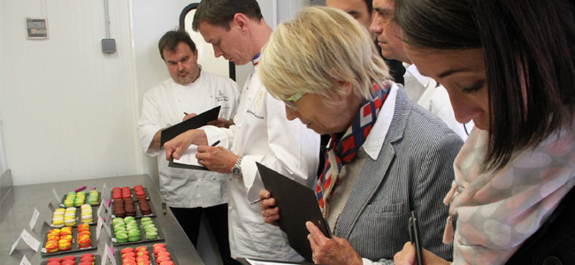 The Amateur Macaron Competition is increasingly international