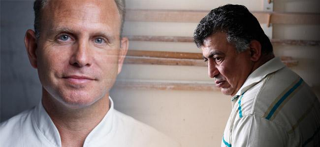 United for knafeh. Yehiye Qadari & Yoav Deckelbaum