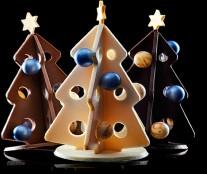 Blue balls Christmas Tree Ersnt Knam