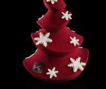 Red Christmas Tree Ernst Knam