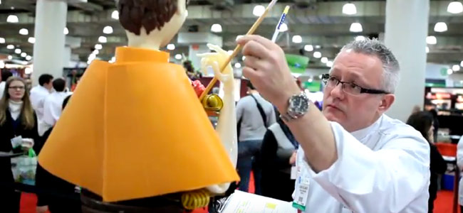 100% Chocolate, mini desserts and modern masters in the 28th U.S. Pastry Competition