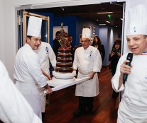 Cake celebration Le Cordon Bleu Paris