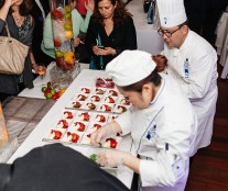 International Gastronomy in inauguration of Le Cordon Bleu Paris