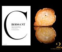 """Croissant. Book """"Le Pain Passion"""""""