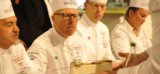 The European Pastry Cup 2018 will be held in Italy