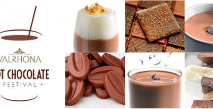 Valrhona Hot Chocolate Festival