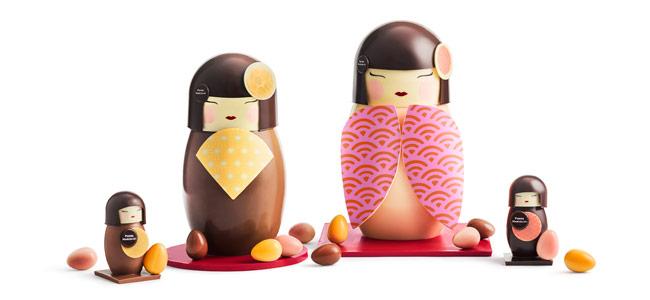 Pierre Marcolini's Kawai Easter