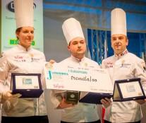 France team. World Junior Pastry Championship 2017