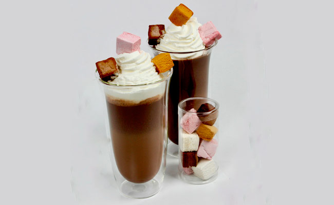 Hot chocolate by Sugar Plumm