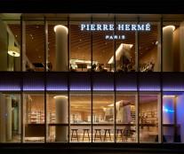 "Outside Pierre Hermé ""Aoyama"""