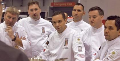 USA team Coupe du Monde de la Pâtisserie