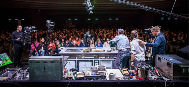 Patisserie gains ground at Omnivore Paris 2017
