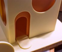 Detail of Easter's house by Enric Rovira