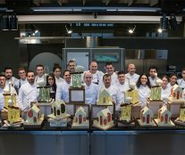 Course Easter by Enric Rovira in Chocolate Academy Barcelona