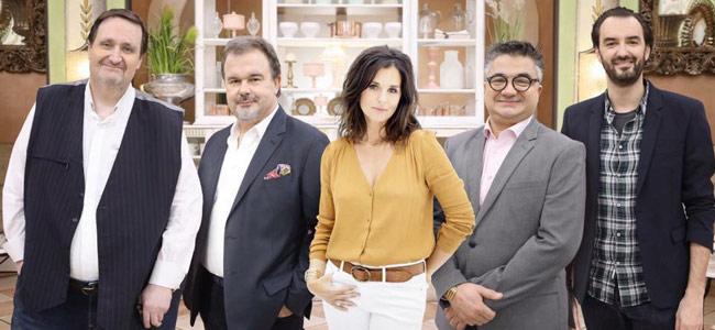 """""""Le Meilleur Pâtissier, Les professionels"""": a television competition for professionals"""