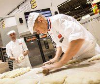 Bakery's demonstracions Europain