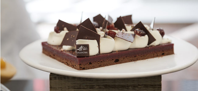 Black forest cake by Patrice Demers
