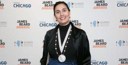 Ghaya Oliveira, Outstanding Pastry Chef