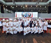 group photo China Pastry Cup