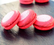 First prize: Nathalie Pataut's macaroon