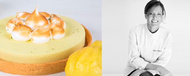 Claire Heitzler, pastry chef Ladurée